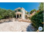 Mezaroca Maison avec piscine - Rogoznica Croatie