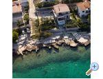 Appartements Maris - Beach Maison - Rogoznica Croatie