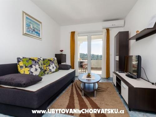Apartmány Matan - Rogoznica Chorvatsko