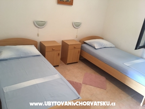 Apartmány Milan - Rogoznica Chorvatsko