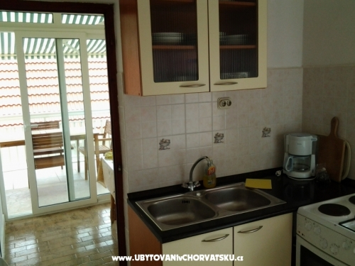 Apartm�ny Miljenko - Rogoznica Chorvatsko