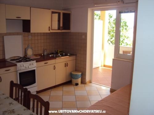 Apartmány Miljenko - Rogoznica Chorvatsko