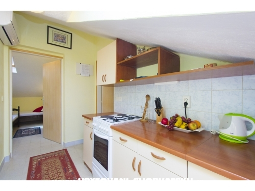 Apartments MiSe - Rogoznica Croatia