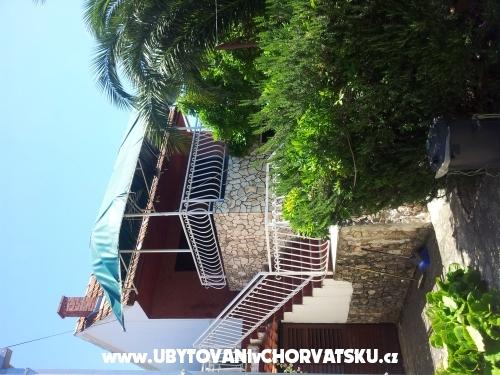 Apartmány Nada i Andrija - Rogoznica Chorvatsko