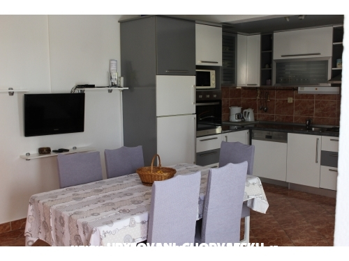 Apartmány Neda,Kanica - Rogoznica Chorvatsko