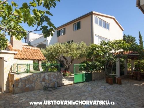 Apartmány Olea - Rogoznica Chorvátsko