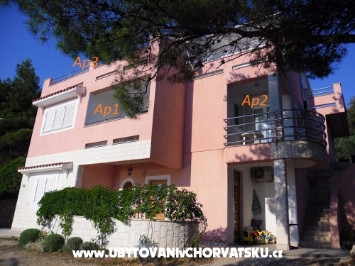 Appartements Perak - Rogoznica Croatie