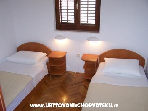 Apartmány Ražanj - Rogoznica Chorvatsko