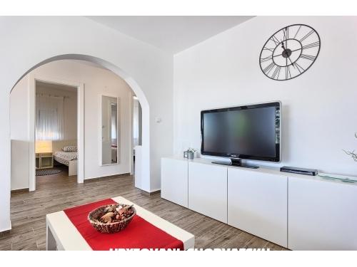 Appartements Samac - Rogoznica Kroatien