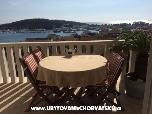 Apartmány Sandra - Rogoznica Chorvatsko