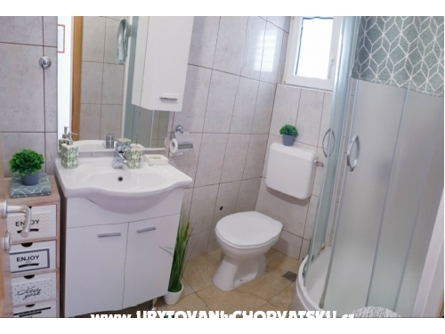 Apartmány Sanja Ražanj - Rogoznica Chorvatsko