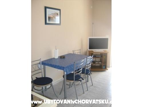 Apartm�ny Sanja Ra�anj - Rogoznica Chorv�tsko