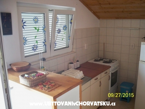 Appartements Stara Draga - Rogoznica Croatie
