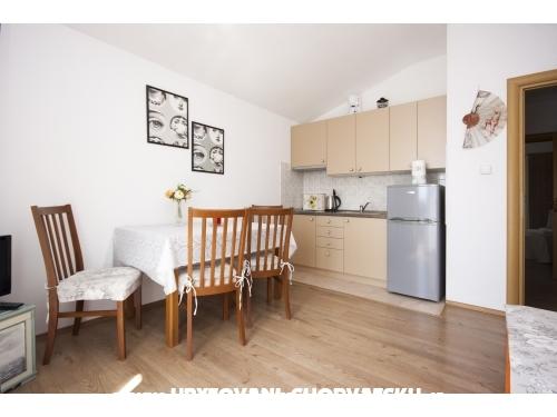 Appartements Sunčica - Rogoznica Croatie