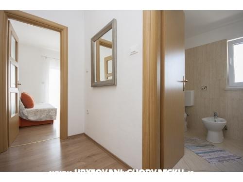 Appartements Sunčica - Rogoznica Kroatien