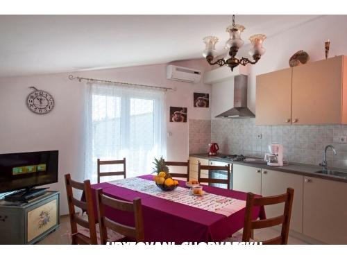 Apartmanok Sunčica - Rogoznica Horvátország