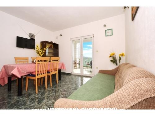 Apartmány Tonka - Rogoznica Chorvatsko