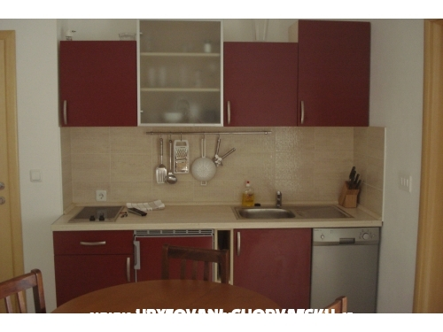 Appartements Topic - Rogoznica Croatie