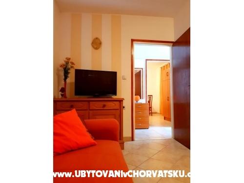 Apartmány Vesna - Rogoznica Chorvátsko