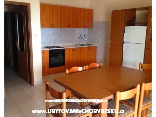 Apartm�ny ***Villa Mija*** - Rogoznica Chorv�tsko