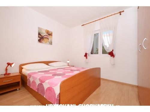 Abeona Apartmány - Rogoznica Chorvátsko