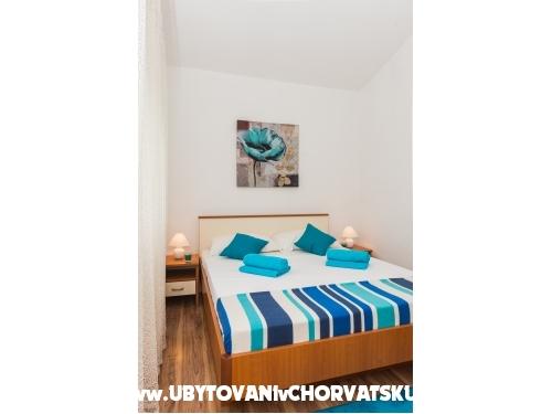 Apartmány Zoričić - Rogoznica Chorvátsko