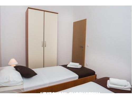 Apartmanok Zoričić - Rogoznica Horvátország