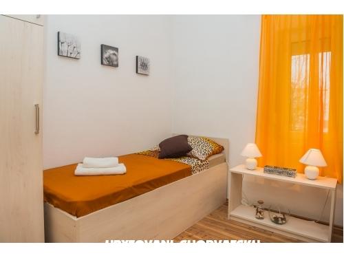 Appartementen Zoričić - Rogoznica Kroatië