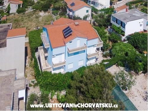 Apartmanok Crnjac - Rogoznica Horvátország