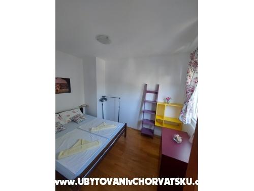 Apartmány Crnjac - Rogoznica Chorvátsko