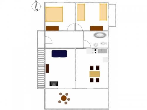 Appartamenti Biserka - Rogoznica Croazia