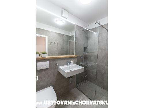 Apartmány Bilonic - Rogoznica Chorvatsko