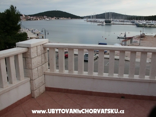 Apartmány Branka - Rogoznica Chorvatsko