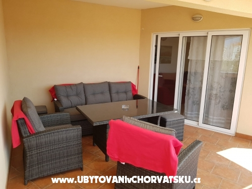 Appartements ELLE - Rogoznica Croatie