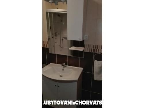 Apartmány Garija - Rogoznica Chorvatsko