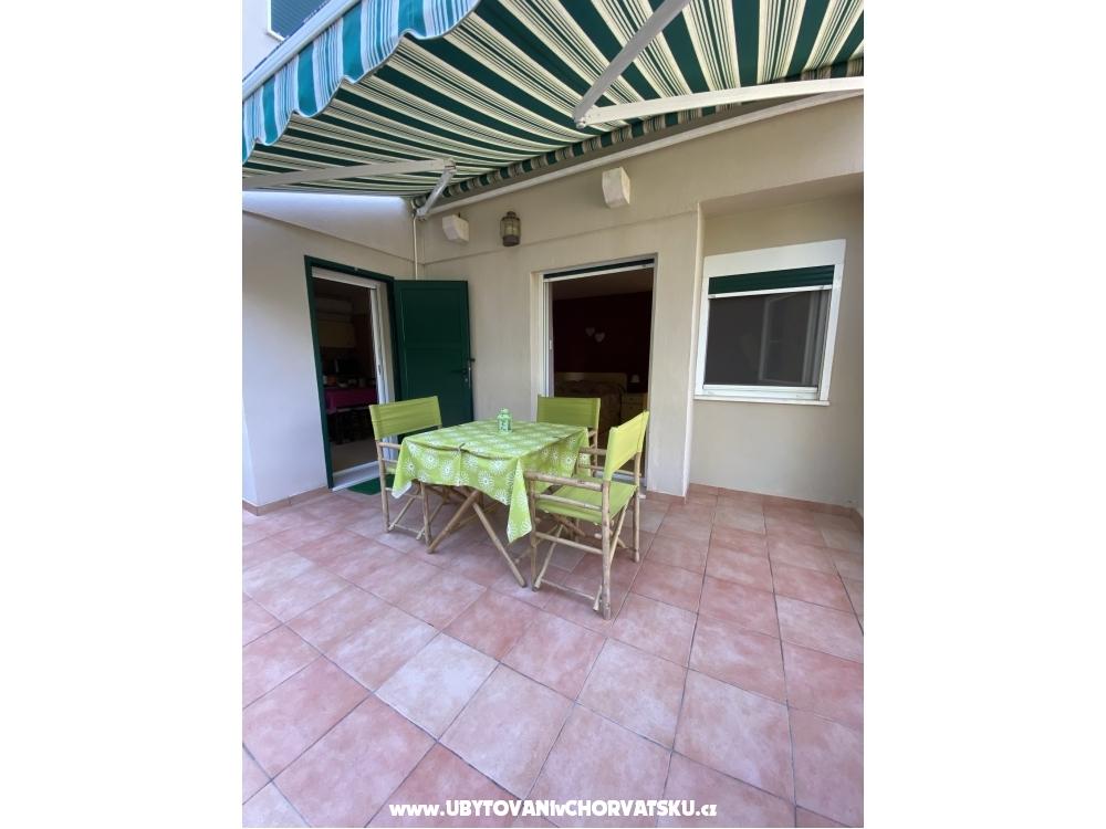 Apartm�ny Jakov - Rogoznica Chorv�tsko