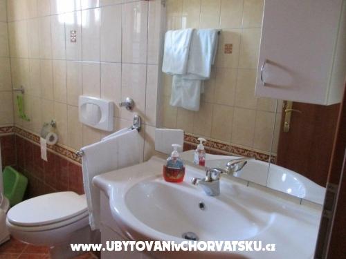 Apartmány Knezevic - Rogoznica Chorvatsko