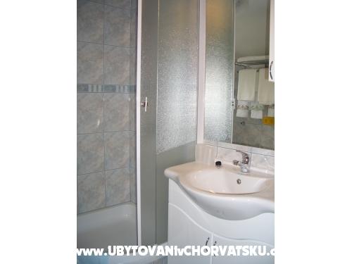 Apartmány Knezevic - Rogoznica Chorvátsko