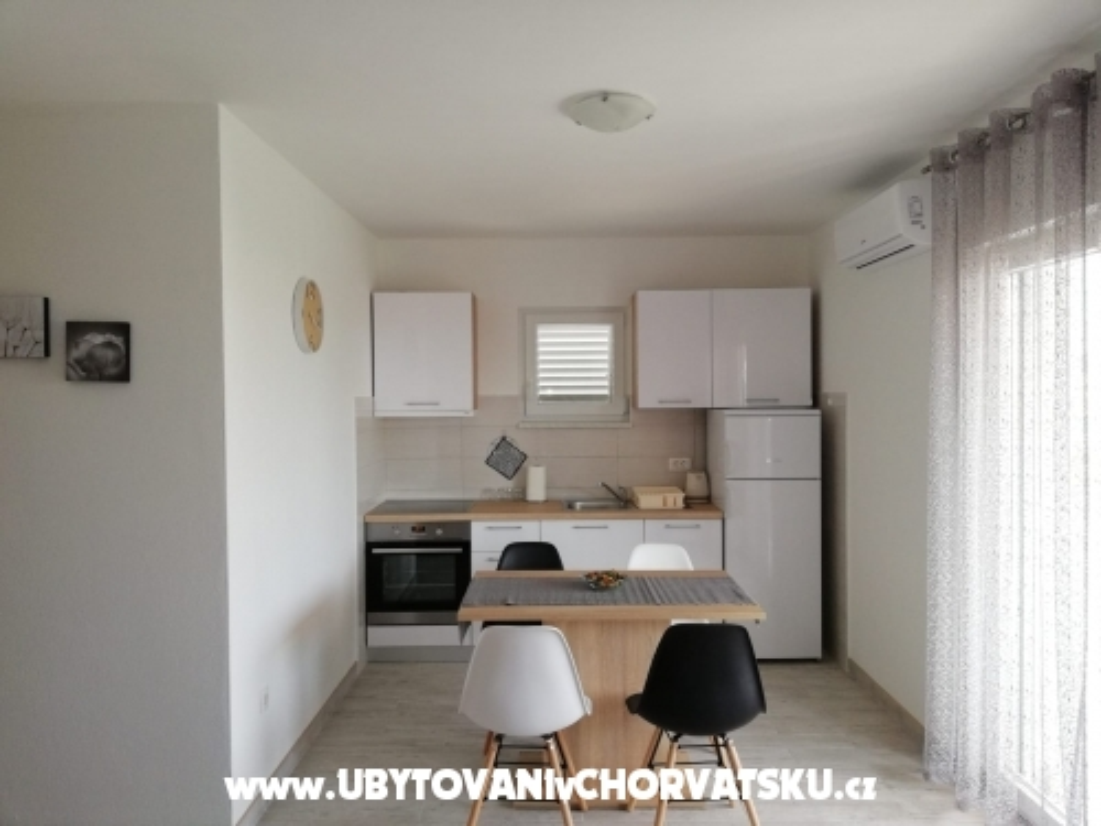Apartmány Magnolia - Rogoznica Chorvatsko
