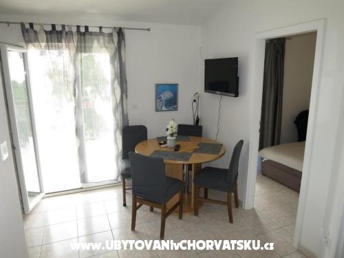 Apartmány Milica - Rogoznica Chorvátsko
