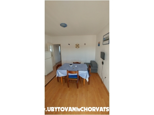 Apartmány Nikola Bego - Rogoznica Chorvatsko