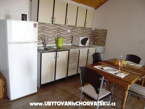 Apartmanok Silvia - Rogoznica Horvátország