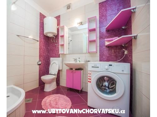 Apartmány Slavica - Rogoznica Chorvatsko