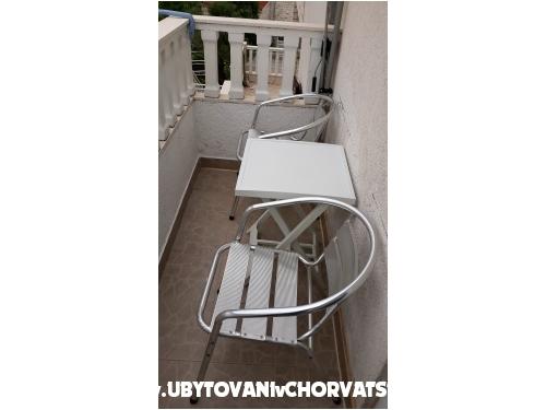Apartmány Ukić - Rogoznica Chorvatsko