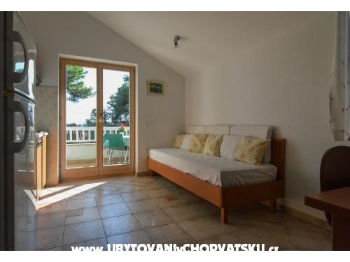 Apartmány Villa Varoš - Rogoznica Chorvatsko
