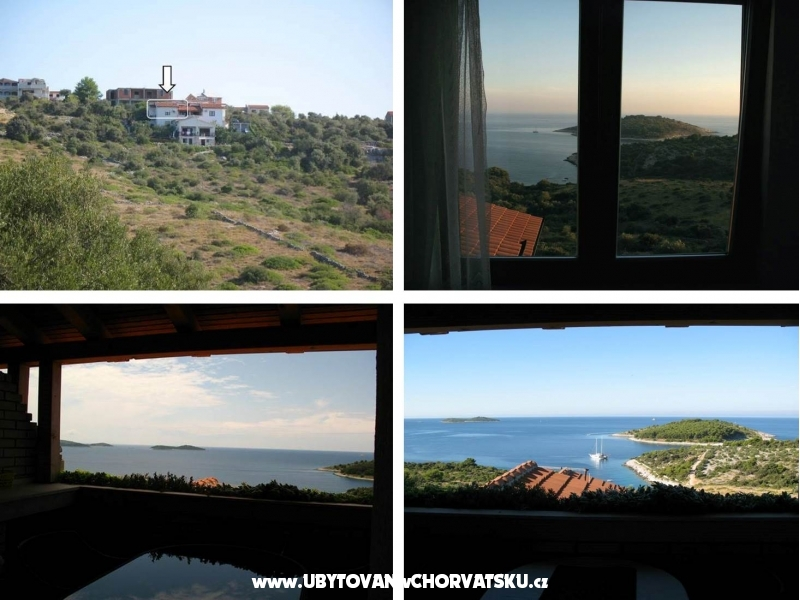 Breathtaking sea view - Rogoznica Chorwacja