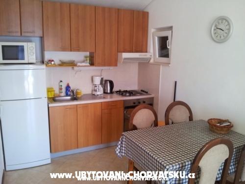 Mezaroca apartmani - Rogoznica Hrvaška