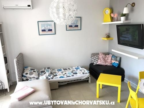 Apartmány Renata - Rogoznica Chorvatsko