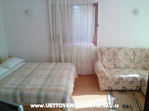 Ružica apartments - Rogoznica Chorvatsko