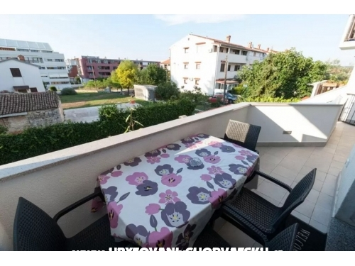 Apartm�ny Kiwi - Rovinj Chorvatsko